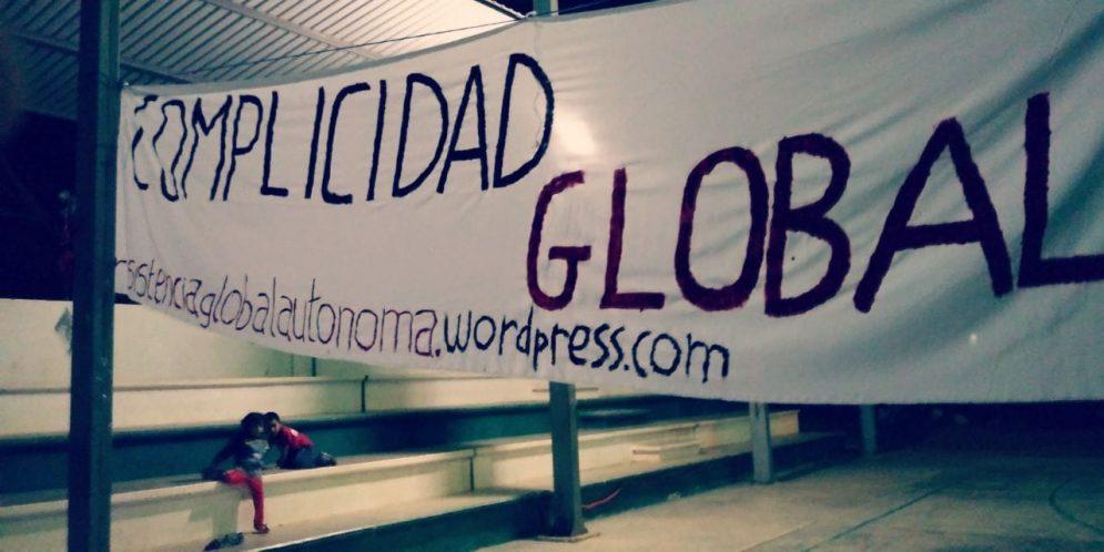 Intervento Pirata al secondo Incontro per la Resistenza Globale Autonoma
