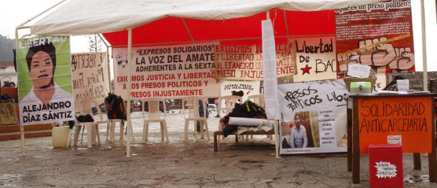 COMUNICATO DI SOLIDARIETA' PER LA SCARCERAZIONE DI ALEJANDRO DIAZ SANTIZ