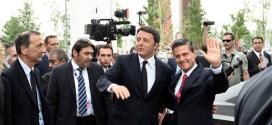 DAL MESSICO A ROMA UN SOLO GRIDO: PEÑA NIETO VATTENE!!!!