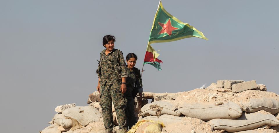 Solidaridad global con Afrin