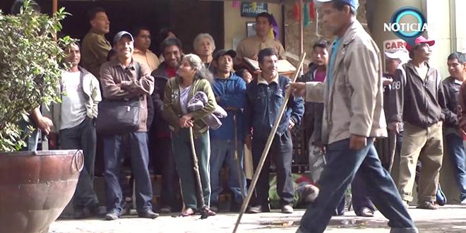 Comunicato contro la criminalizzazione del CODEDI (Oaxaca)