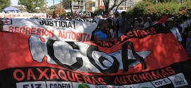 Bollettino urgente lo stato militarizza il municipio Zapoteco di Santiago Xanica