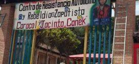 Pronunciamento della Pirata in seguito alla nascita dei Centros de Resistencia Autonoma y Rebeldia Zapatista