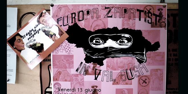 Dichiarazione finale dell'incontro di Europa Zapatista