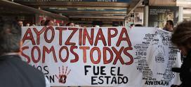 Eurocarovana43 per Ayotzinapa a Roma (Video)