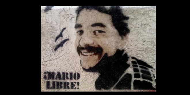 MARIO GONZALES LIBERO!