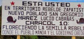 """DENUNCIAMO LE AGGRESSIONI PARAMILITARI DEL GRUPPO D'INVASIONE """"LOS 40"""" CONTRO LA COMUNITÀ ZAPATISTA DI NUEVO SAN GREGORIO, CHIAPAS, MESSICO."""