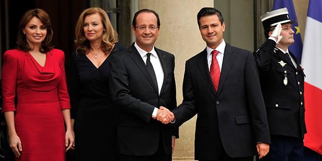 Nessuna complicità con il governo assassino di Peña Nieto
