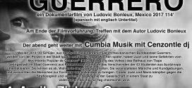 """Proiezione del documentario """"GUERRERO"""" a Berlino"""