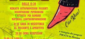 Sesta Sagra del Peperoncino Rebelde – Lugano