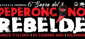 Bologna – SESTA SAGRA DEL PEPERONCINO REBELDE