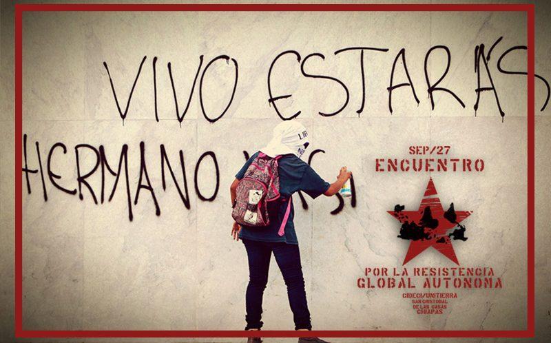 [AUDIO] Aggiornamenti dal Messico – RadioOndaRossa –