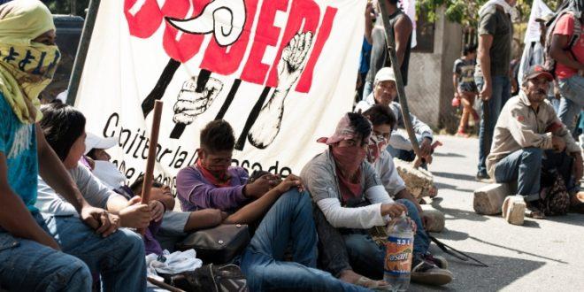 Crimine di stato in Messico: uccisi tre compagni del CODEDI in un'imboscata. Attaccano l'Autonomia? Nessun passo indietro.